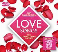 Cover  - Love Songs - The Collection [2017]